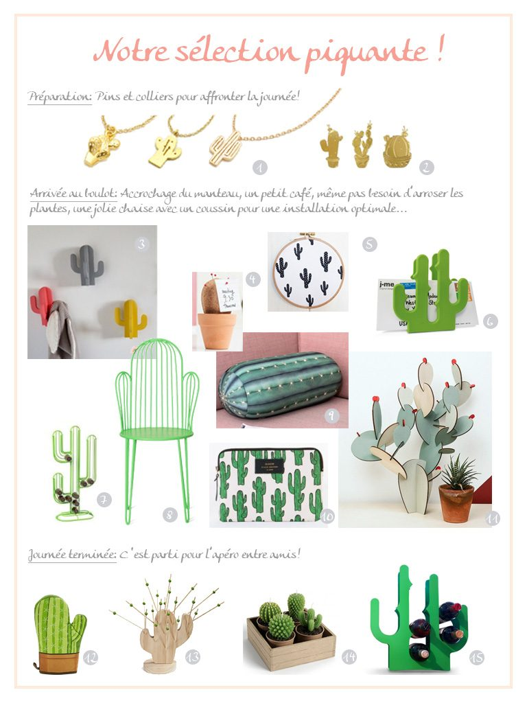 selection cactus