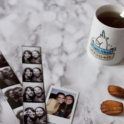 Tea and poppies: L'heure des présentations