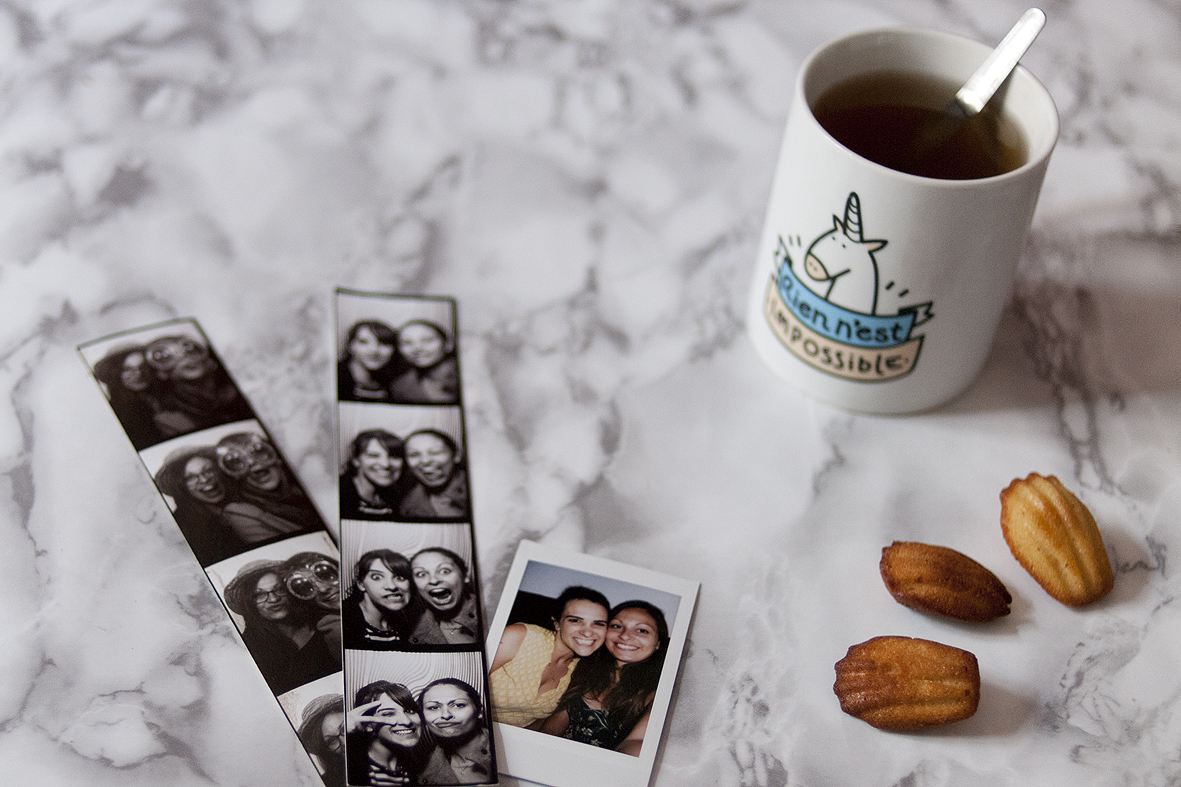 Tea and poppies : les présentations