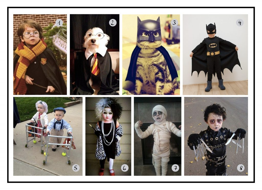 Halloween déguisement pour les enfants