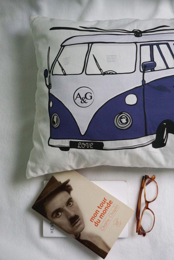 Audrey&Greg's van