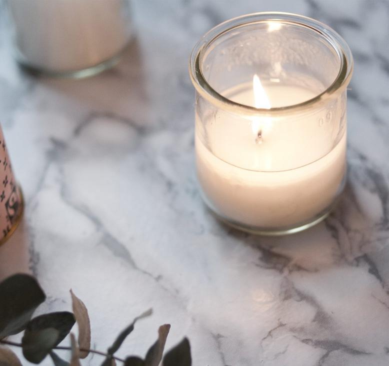 Teaandpoppies DIY : Les bougies maison