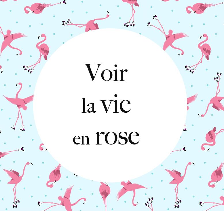 flamant rose - Voir la vie en rose - sélection d'articles flamant rose by Tea&Poppies