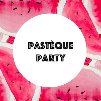 Sélection shopping: pastèque party!