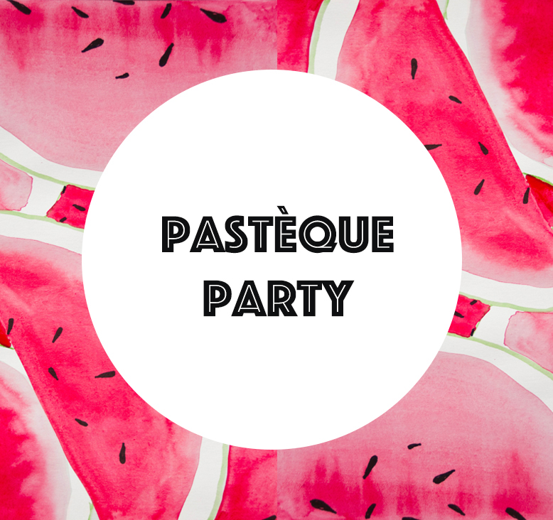 Pasteque Party sélection shopping par Tea&Poppies