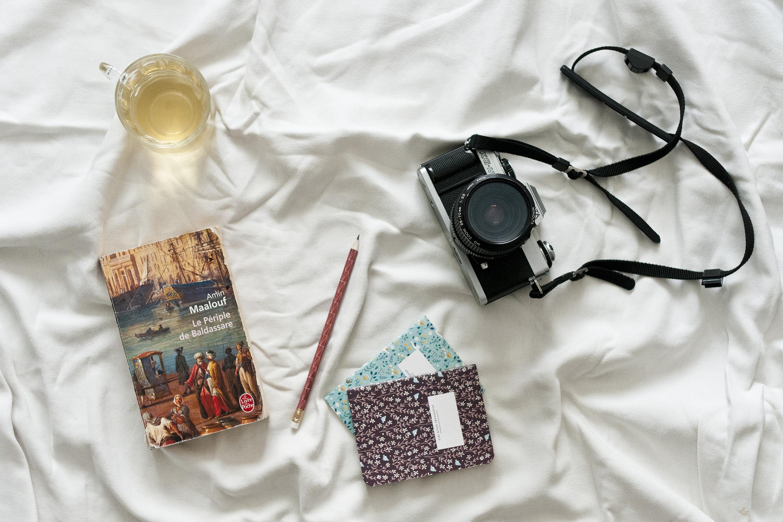 Photo Lifestyle du mois d'août : Le roman d'Amin Maalouf, Le p&riple de Baldassare
