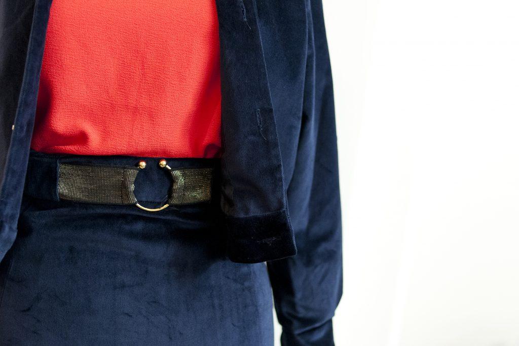 Photo, vêtement, mode, ceinture, Arlette et Paulette, créateur français, bande de créateurs