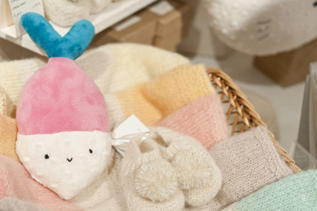 Photo, Alpaga et Bulldozer, tricot, mode enfant, made in France, créateur français, bande de créateurs
