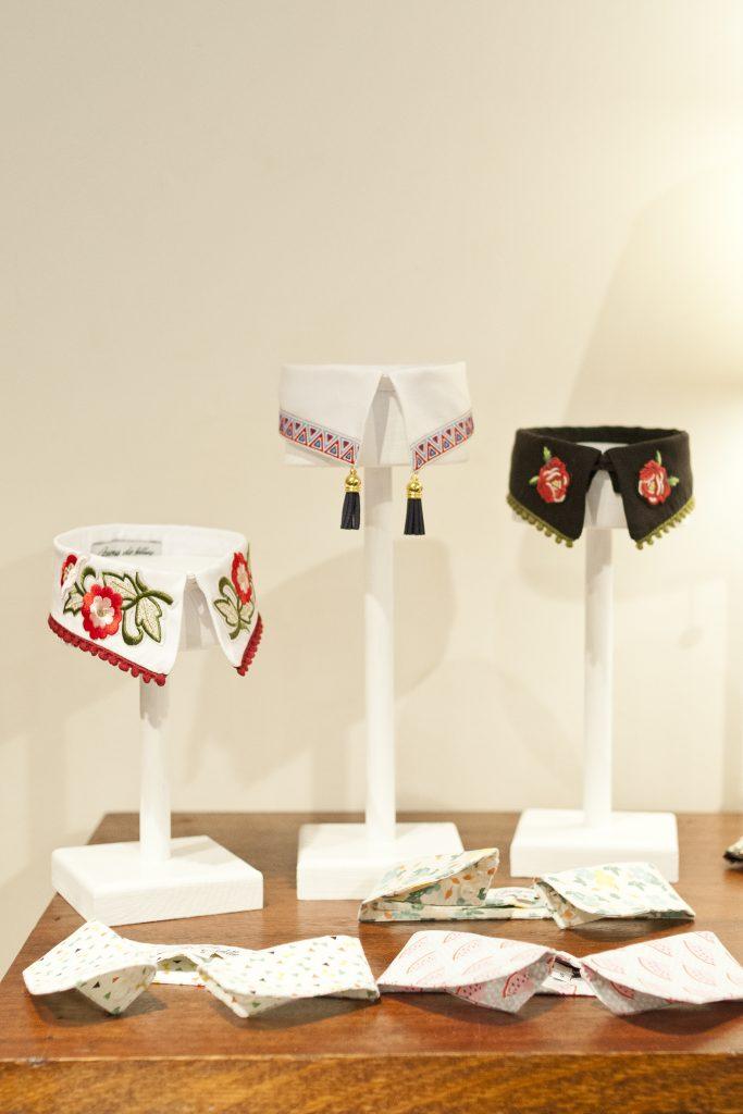 Photo, Gang de filles, chemise, mode, mode éthique, col amovible, made in France, créateur français, bande de créateurs