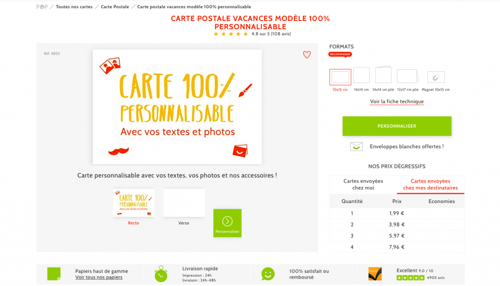 popcarte le crashtest par tea&poppies