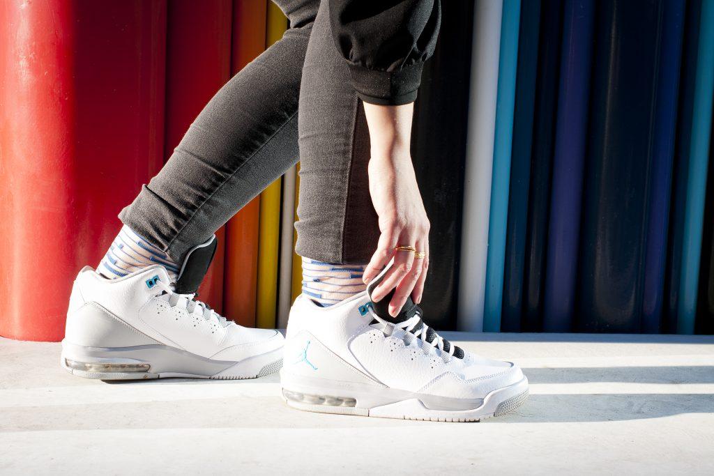 chaussettes, Atelier ST Eustache, Paris, mode, shooting, basket, couleur, pieds