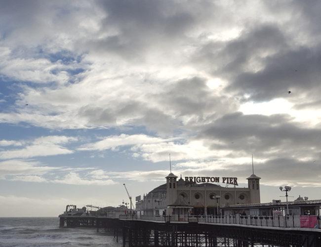 Une française à Brighton, bilan des 2 mois