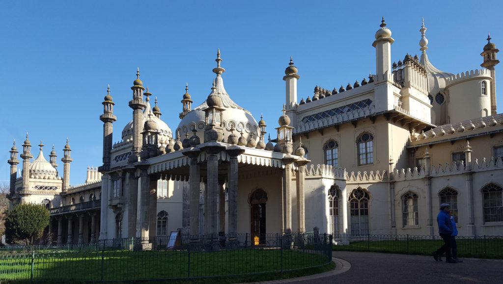Une française à Brighton, bilan des 2 mois: visite du Pavillon Royal