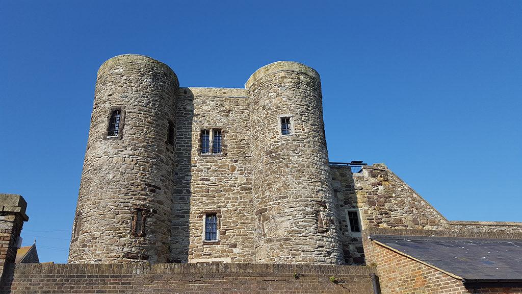 Une française à Brighton, bilan des 3 mois: Château de Rye