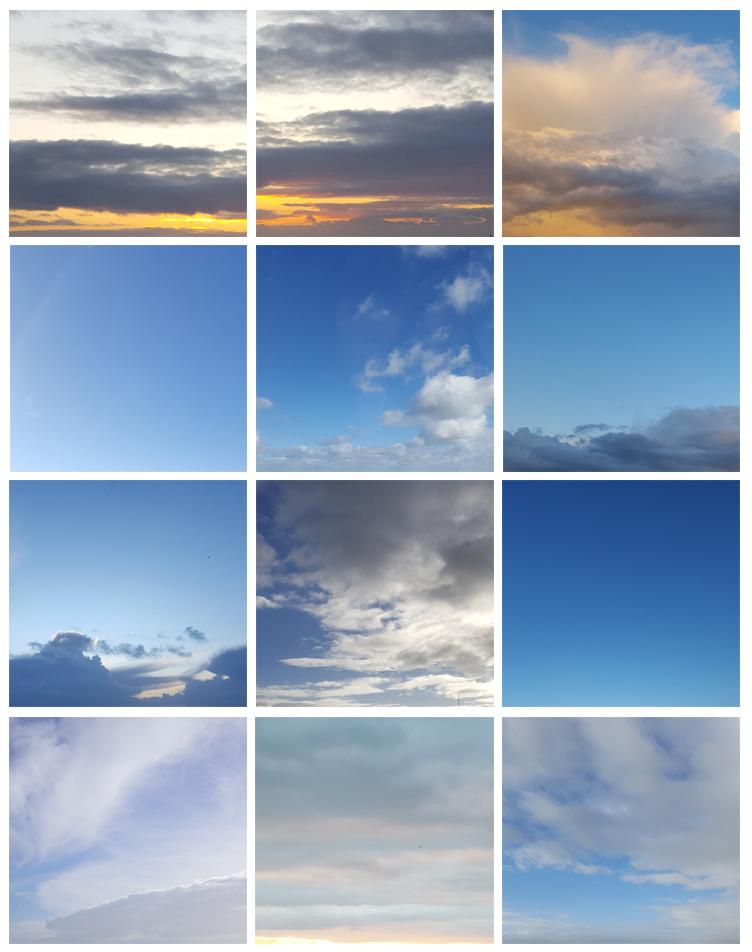 Une française à Brighton, bilan des 2 mois: ciel Brighton