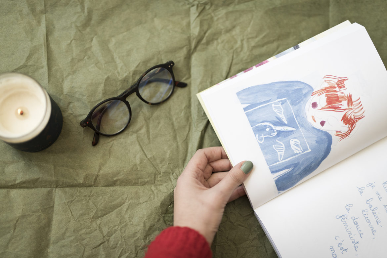 BD, Julie Delporte, dessin, culuture, février 2018, photon bande dessinée