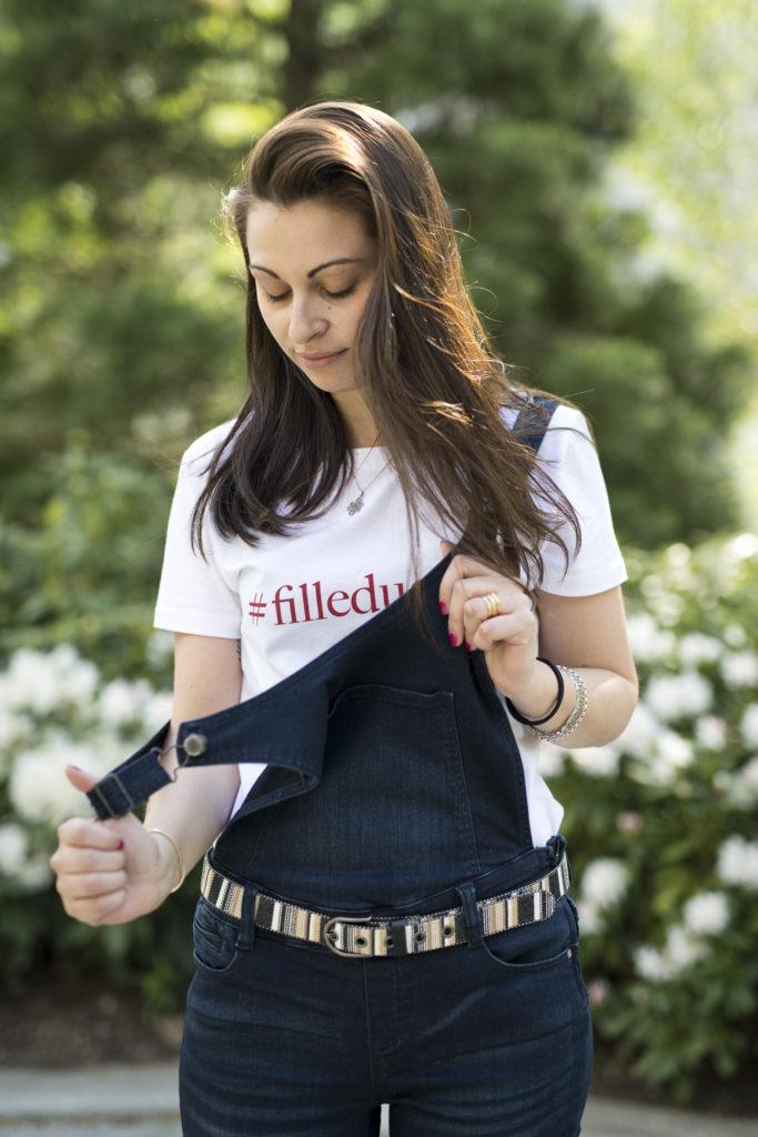 Campagne Ulule Gang de Filles soutenue par Tea & Poppies, photos, look, #filledugang
