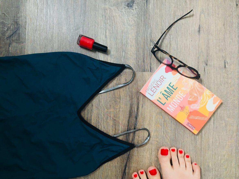 livre, vacances, pieds, lunette, photo