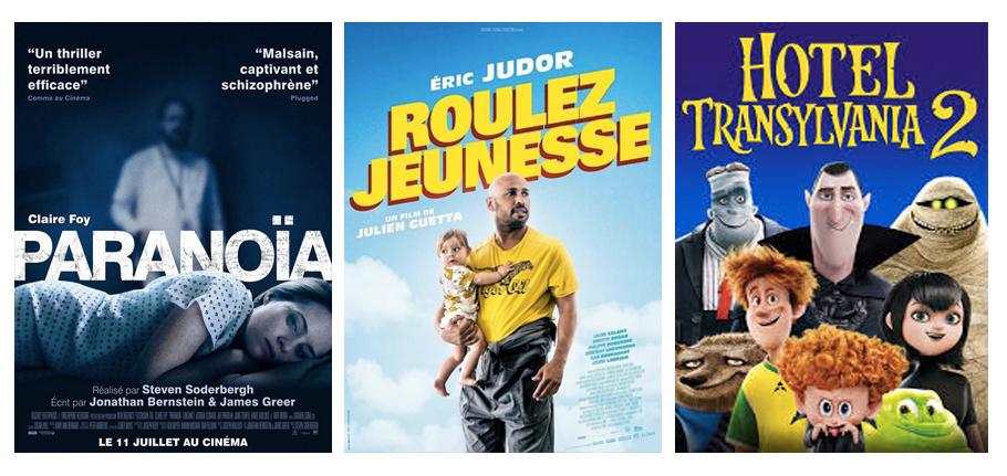Films du mois de juillet 2018 vus par Laurie Tea and Poppies