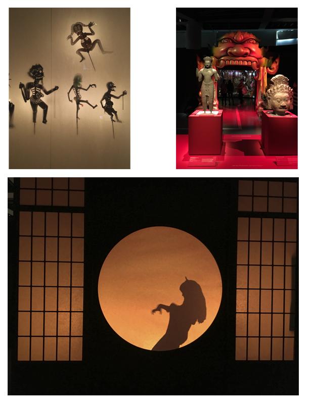 Expos du mois de juin 2018, Fantômes d'Asie, expo, Quai Branly, Tea & Poppies, expositions, Paris