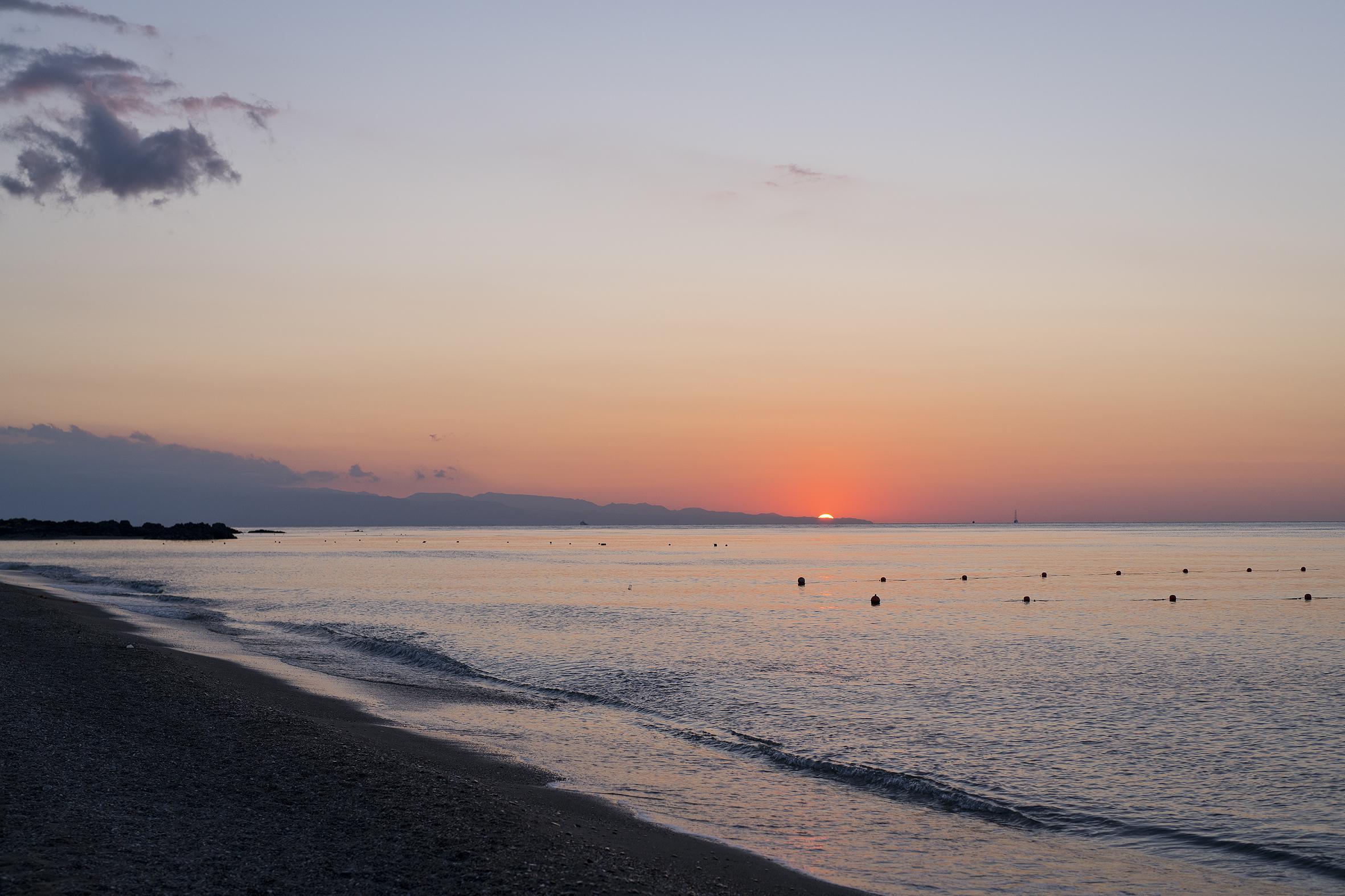 Photo, paysage, coucher de soleil, Italie, Sicile, voyage Time2go