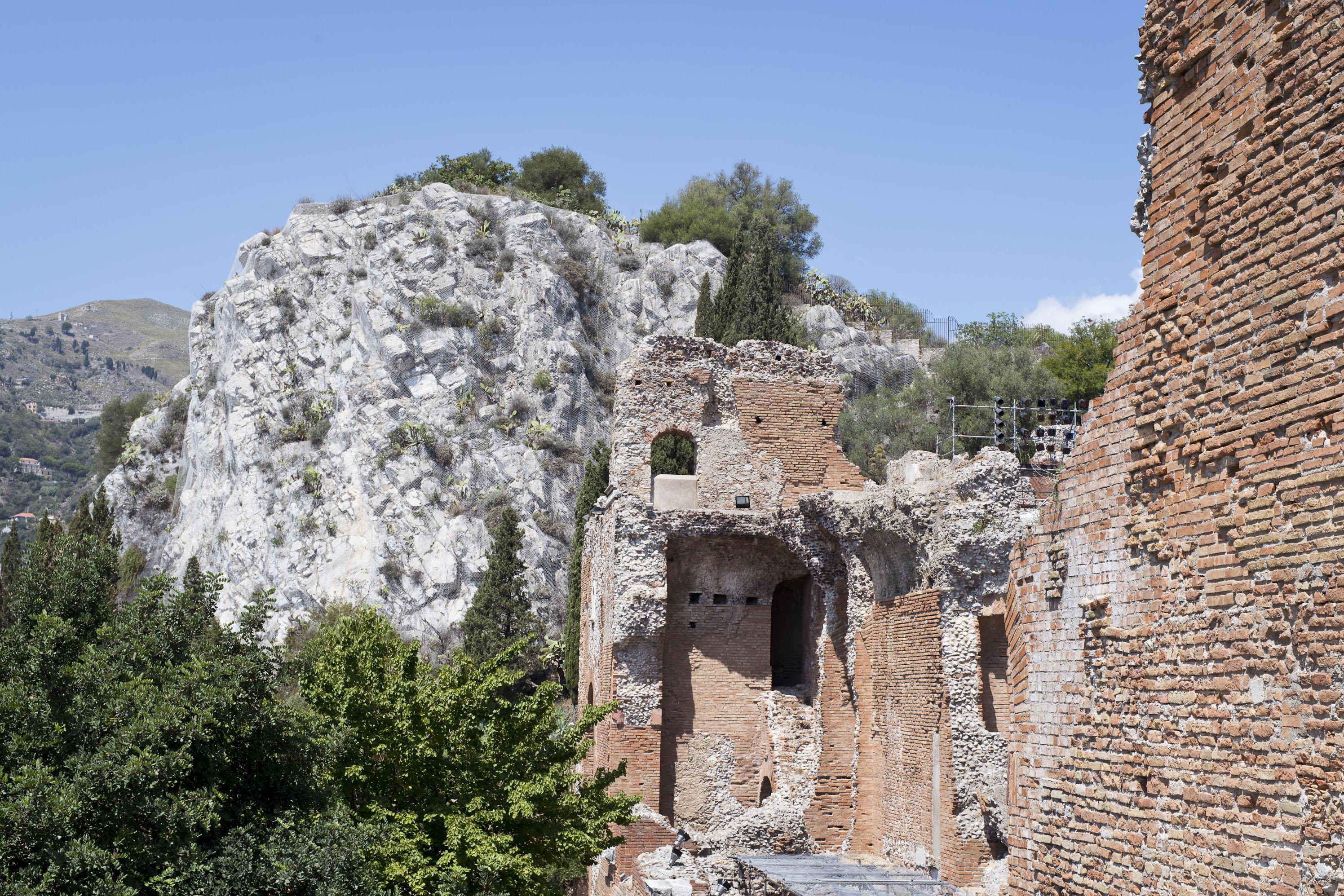 Roadtrip, Sicile, voyage, photo, plage, paysage, Taormine, Italie, théâtre antique