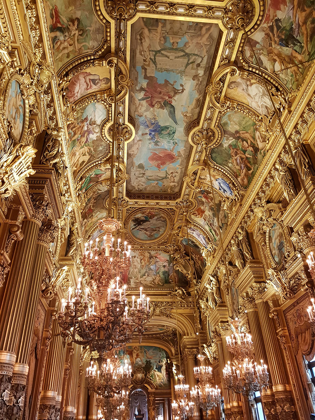 escape game opera garnier paris
