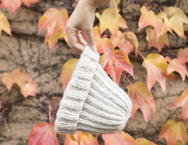 tricot, laine, bonnet, DIY, tuto, comment tricoter un bonnet