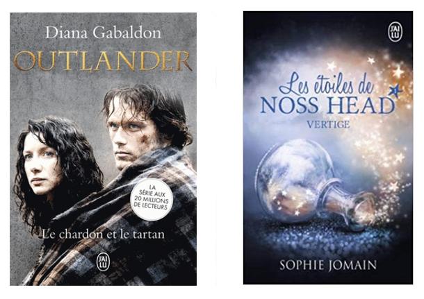 Livre, Outlander, Les étoiles de Noss Head, avis