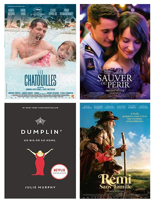 films vus par Laurie en décembre 2018