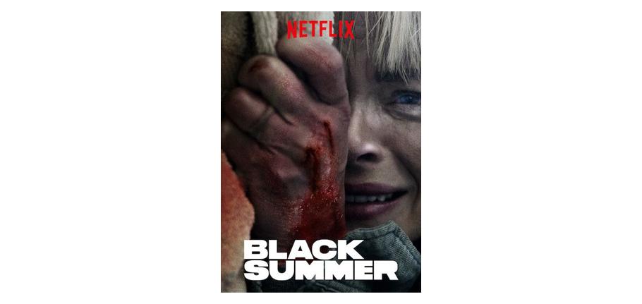découvertes avril 2019, affiche, série, Black Summer