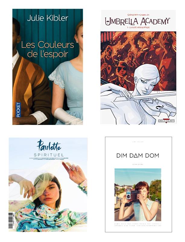Culture, découverte, livres, BD, magazines