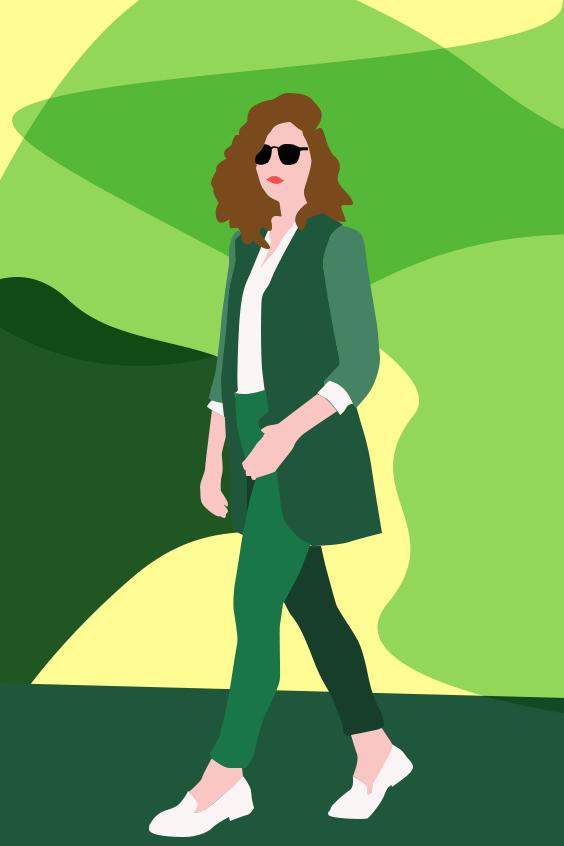 être free-lance, illustration, Laurie Buttigieg, designer textile, dessins