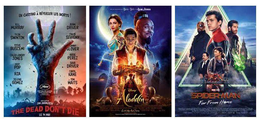 films 2019 vus par laurie