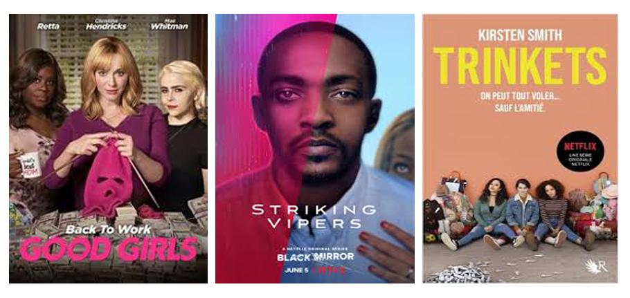 séries 2019 vues par laurie