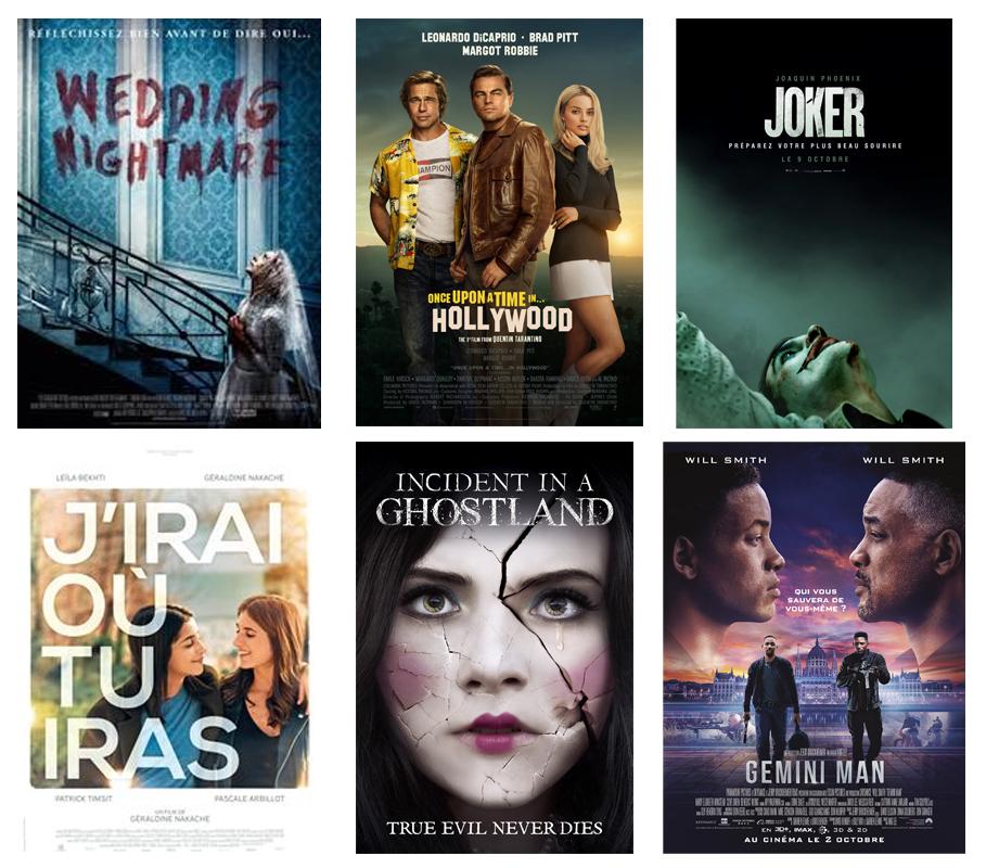 automne 2019, film, découverte, cinéma