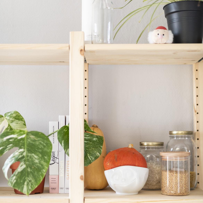 photo, zéro déchet, bocaux, légumes, cuisine