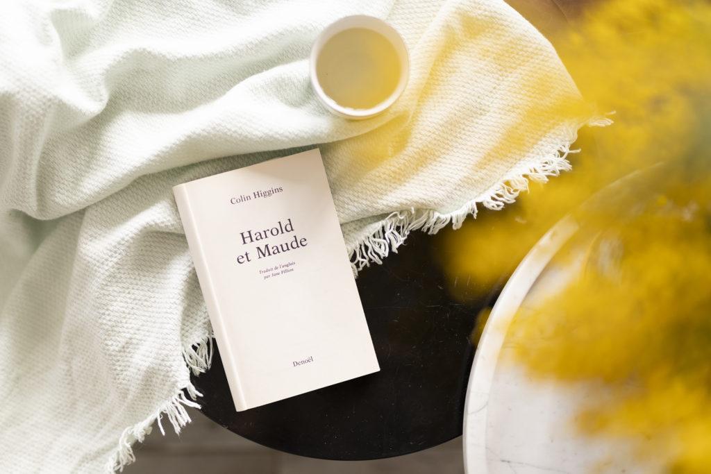 5 livres pour se booster, photo, livre, Harold et Maude, lifestyle