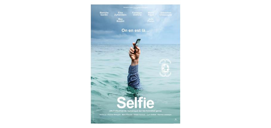 image, affiche, découvertes Laurie, film, Selfie, film français