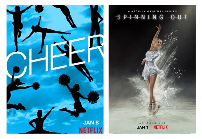 image, affiche, découvertes Laurie, série, Netflix, hiver 2020