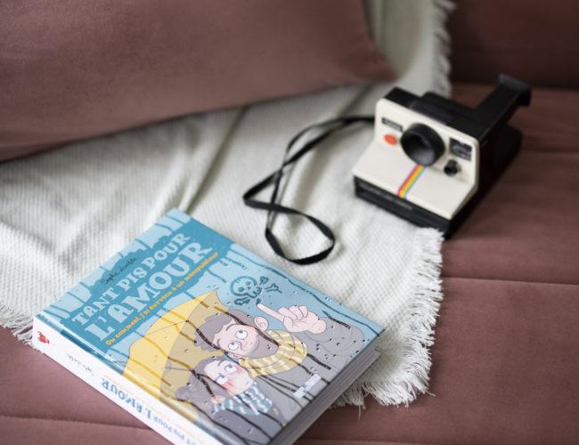 photo, livre, Sophie Lambda, roman graphique, BD