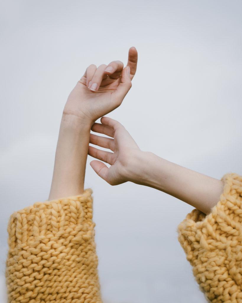 gilet doudou, gilet en laine, DIY tricot, tricot facile, tricoter, tricot débutant, teaandpoppies